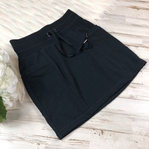 2515217739 Calia | Effortless French Terry Drawstring Skirt